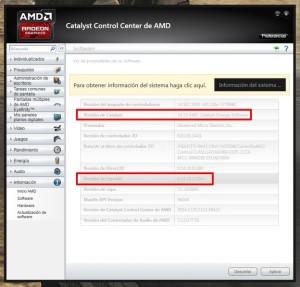 Controladores AMD Catalyst